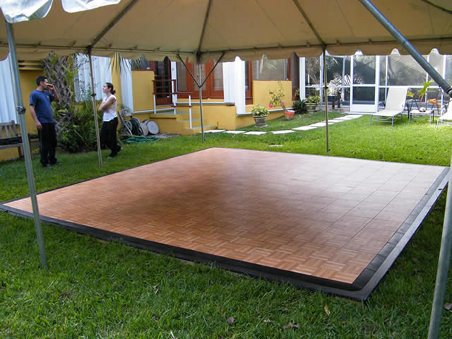 10x10 Portable Dance Floor Mike S Moonwalk Rentals